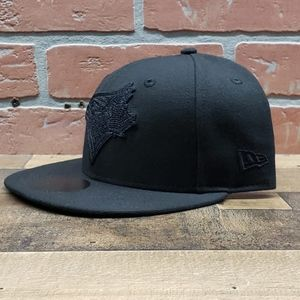 NEW!! Mens New Era Toronto Blue Jays Black 59FIFTY